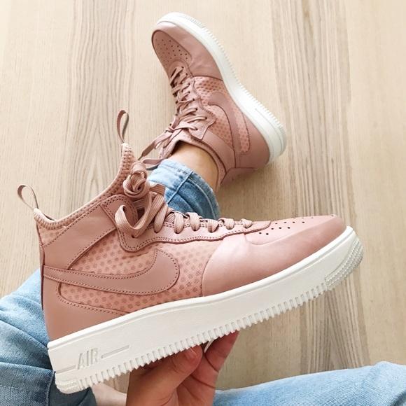 6e07b07683215 Nike Shoes   New Air Force 1 Ultraforce Mid Size 8   Poshmark